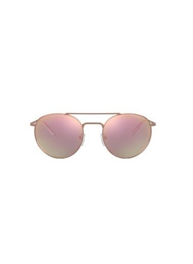 Armani Güneş Gözlüğü Bakır
